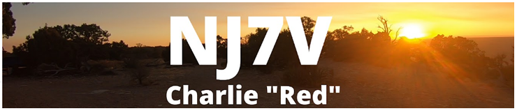 Red Summit RF Charlie Brown NJ7V YouTube Amateur Radio Channel Check It Out!