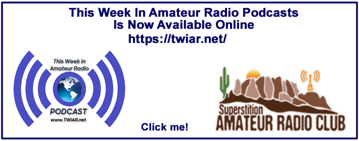Check Out This Week in Amateur Radio