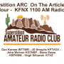 1 Superstition ARC On KFNX 1100